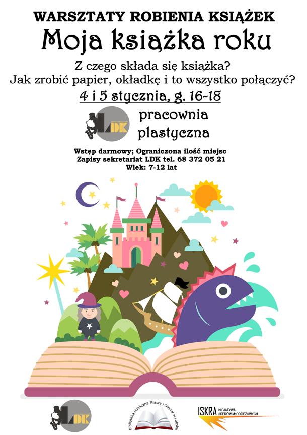 Ilustracja do informacji: Warsztaty dla dzieci