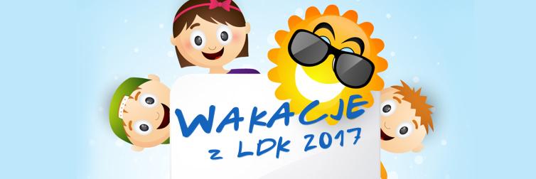 Ilustracja do informacji: PROGRAM - WAKACJE z LDK