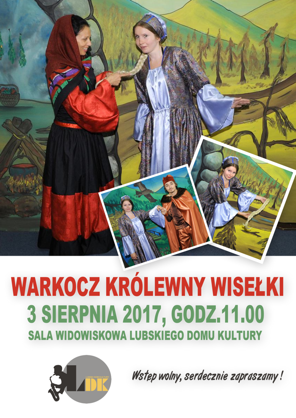 Ilustracja do informacji: Wakacje z LDK - zapraszamy na spektakl