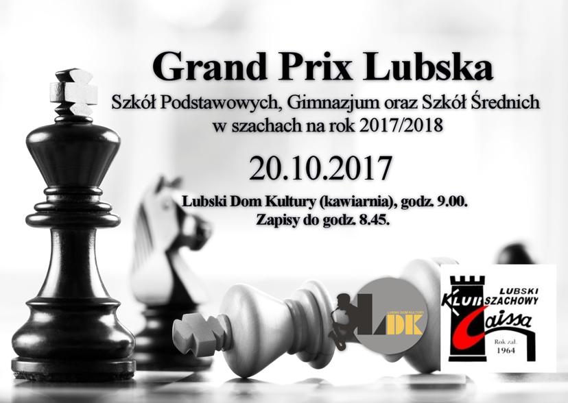 Ilustracja do informacji: Grand Prix w szachach