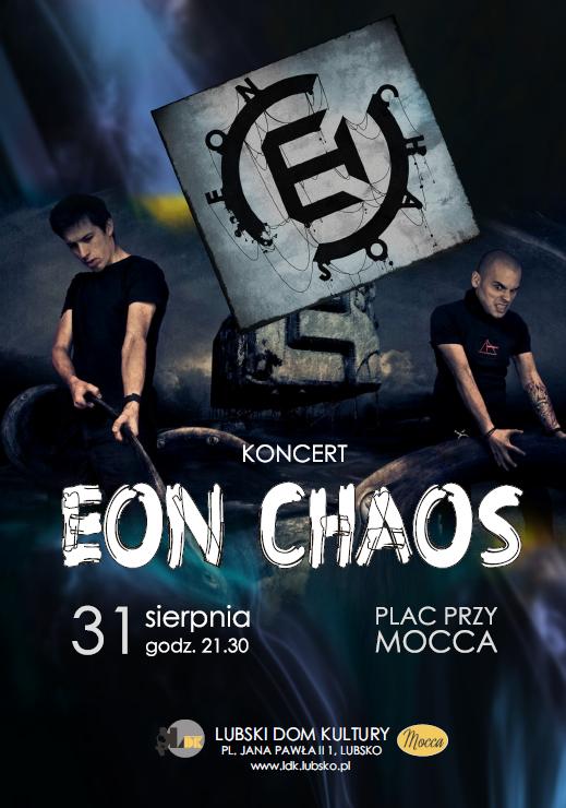 Ilustracja do informacji: Koncert EON ChAOS