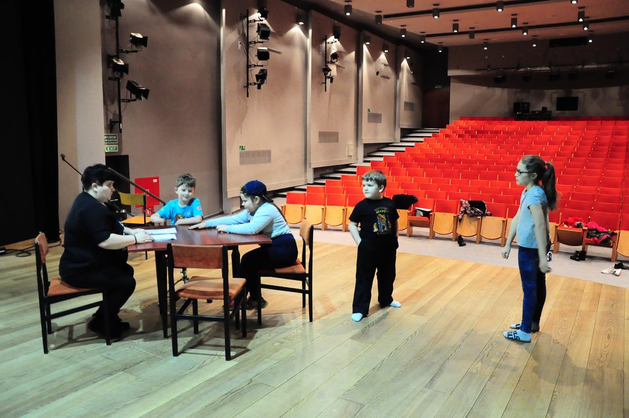 Ilustracja do informacji: Sekcja - Teatr FANTAZJA
