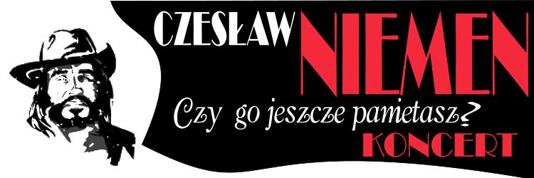 Ilustracja do informacji: Koncert - Czesław Niemen - Czy go jeszcze pamieta