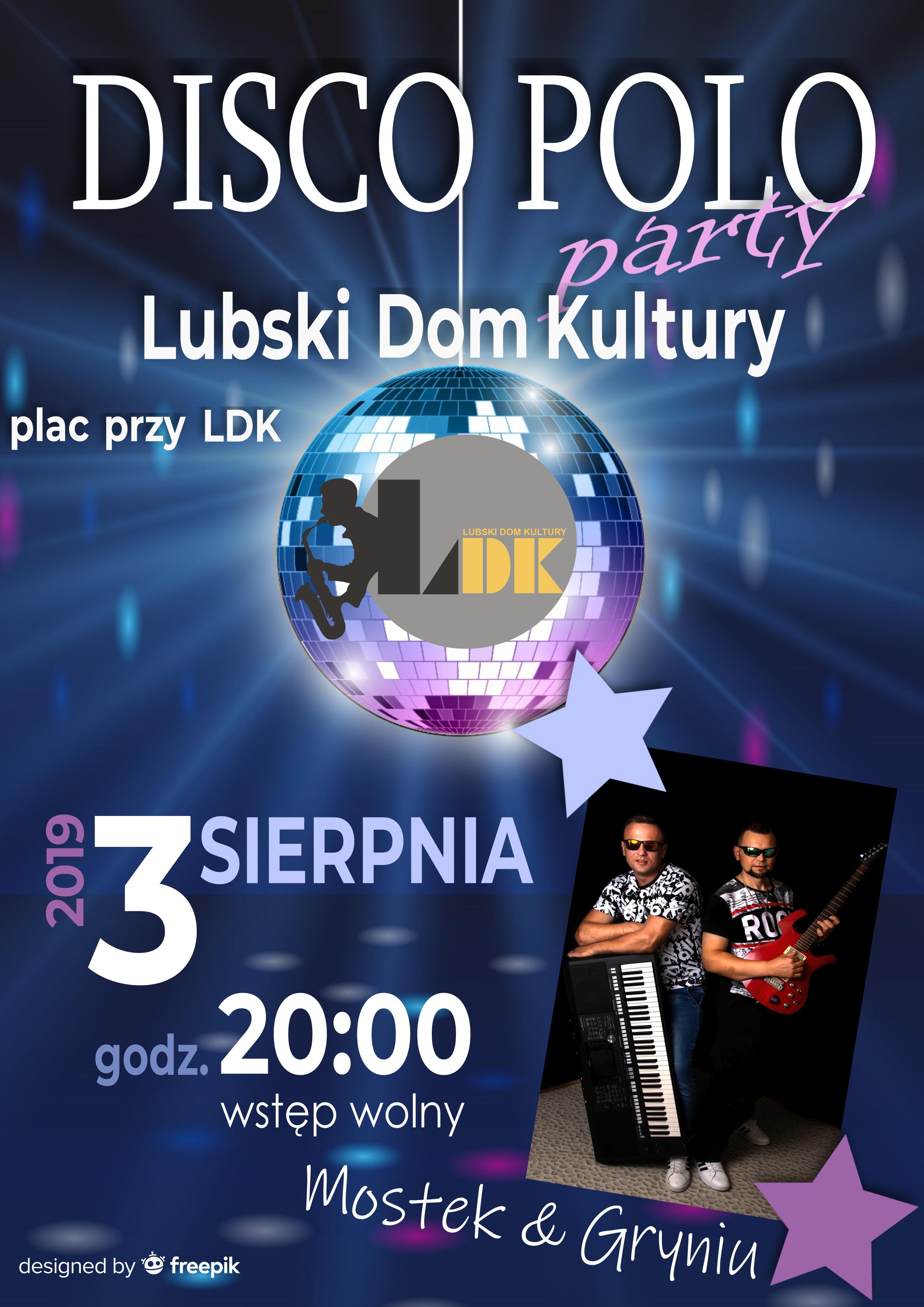 Ilustracja do informacji: Disco Polo Party