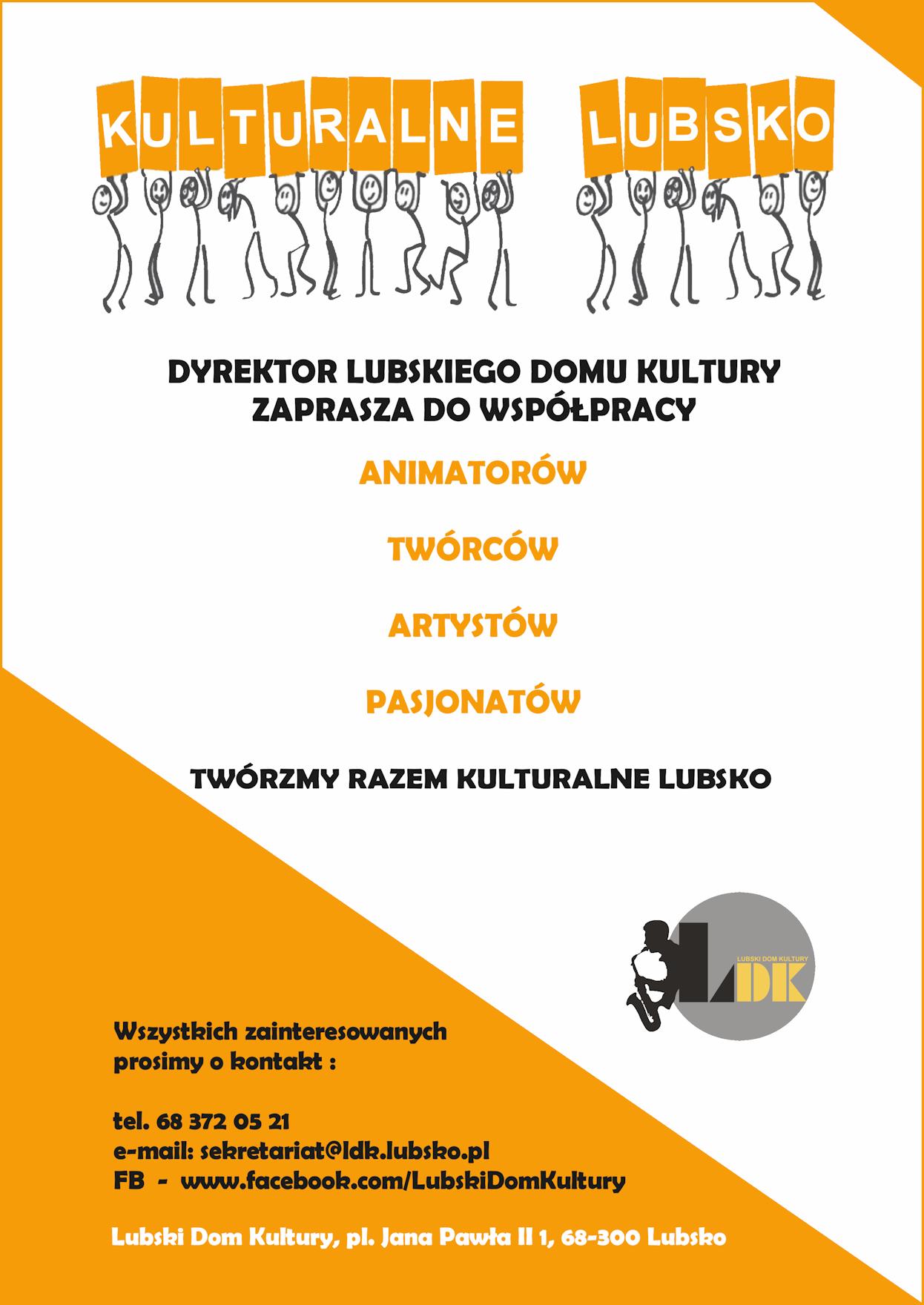 Ilustracja do informacji: Zapraszamy do współpracy