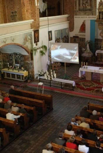 Miniatura zdjęcia: Festiwal Muzyki Kameralnej i Organowej Lubsko 2010_DSC06135.JPG