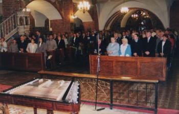 Miniatura zdjęcia: Festiwal Muzyki Kameralnej i Organowej Lubsko 2000_of1.jpg