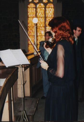 Miniatura zdjęcia: Festiwal Muzyki Kameralnej i Organowej Lubsko 2000_of8.jpg
