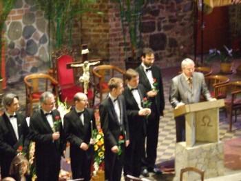 Miniatura zdjęcia: Festiwal Muzyki Kameralnej i Organowej Lubsko 2008_DSCF1427.JPG