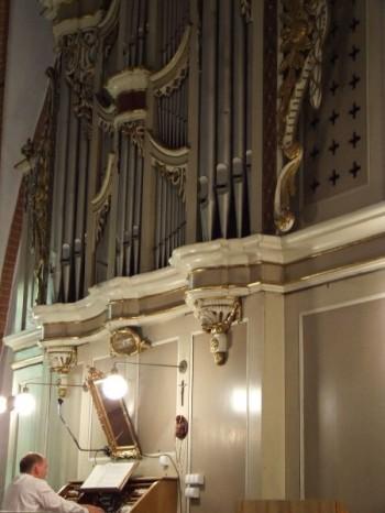 Miniatura zdjęcia: Festiwal Muzyki Kameralnej i Organowej Lubsko 2008_DSCF1463.JPG