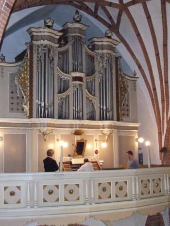 Miniatura zdjęcia: Festiwal Muzyki Kameralnej i Organowej Lubsko 2008_DSCF1511.JPG