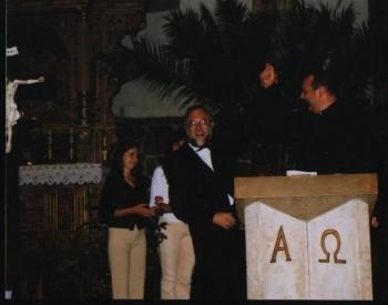 Miniatura zdjęcia: Festiwal Muzyki Kameralnej i Organowej Lubsko 2005_4org05.jpg