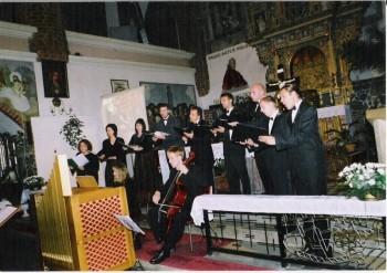 Miniatura zdjęcia: Festiwal Muzyki Kameralnej i Organowej Lubsko 2004_fest1.jpg