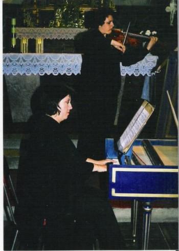 Miniatura zdjęcia: Festiwal Muzyki Kameralnej i Organowej Lubsko 2004_fest12.jpg