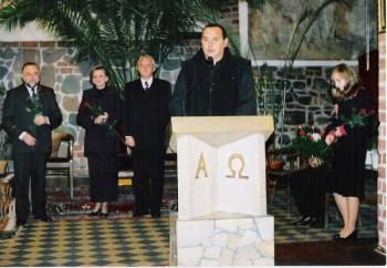 Miniatura zdjęcia: Festiwal Muzyki Kameralnej i Organowej Lubsko 2004_fest17.jpg