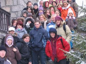 Miniatura zdjęcia: Grupa teatralna LDK podczas wymiany polsko-niemieckiej 23.11.-25.11.2007_wymianaobrazy1524.jpg