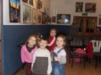 Miniatura zdjęcia: Spotkania z plastyką - 22.11.2007 _plDSCF14082.JPG