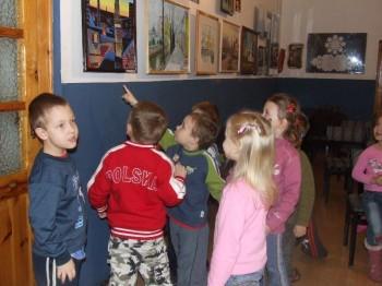 Miniatura zdjęcia: Spotkania z plastyką - 22.11.2007 _plDSCF14093.JPG