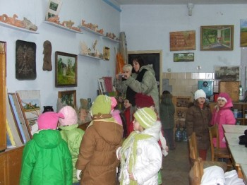 Miniatura zdjęcia: Spotkania z plastyką - 22.11.2007 _plDSCF14157.JPG
