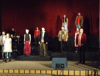 Miniatura zdjęcia: A wszystko to ty - Spektakl Teatru Lubuskiego 18.11.07_grechutaDSCF24587.JPG