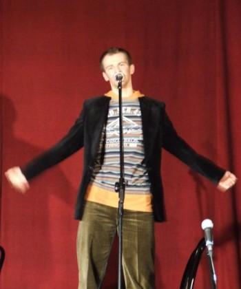 Miniatura zdjęcia: A wszystko to ty - Spektakl Teatru Lubuskiego 18.11.07_grechutaDSCF24658.JPG
