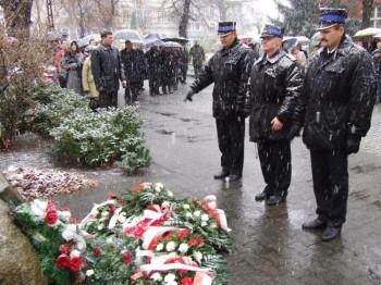 Miniatura zdjęcia: Narodowe Święto Niepodległości 11.11.2007_swniepDSCF231610.JPG