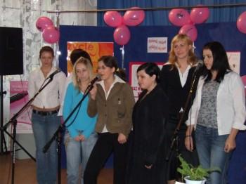 """Miniatura zdjęcia: Powiatowy konkurs wiedzy """"walka z rakiem"""" 26.10.2007_walkaDSCF19126.JPG"""