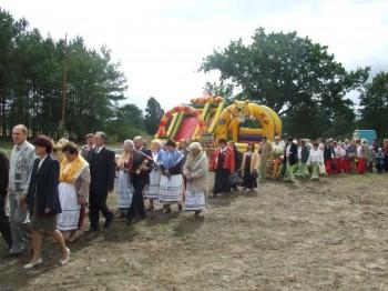 Miniatura zdjęcia: MIEJSKO-GMINNE ŚWIĘTO PLONÓW-Dąbrowa 9.09.2007_plony2.JPG