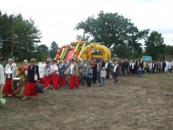 Miniatura zdjęcia: MIEJSKO-GMINNE ŚWIĘTO PLONÓW-Dąbrowa 9.09.2007_plony3.JPG