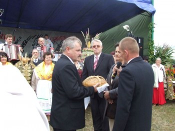Miniatura zdjęcia: MIEJSKO-GMINNE ŚWIĘTO PLONÓW-Dąbrowa 9.09.2007_plony4.JPG