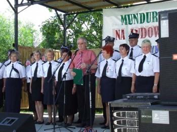 Miniatura zdjęcia: Mundurowo na ludowo - Górzyn 2007_22d.jpg