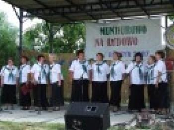 Miniatura zdjęcia: Mundurowo na ludowo - Górzyn 2007_60d.jpg