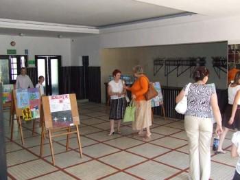 Miniatura zdjęcia: Wystawa Prac Młodzież przeciw uzależnieniom i przemocy_1d.jpg